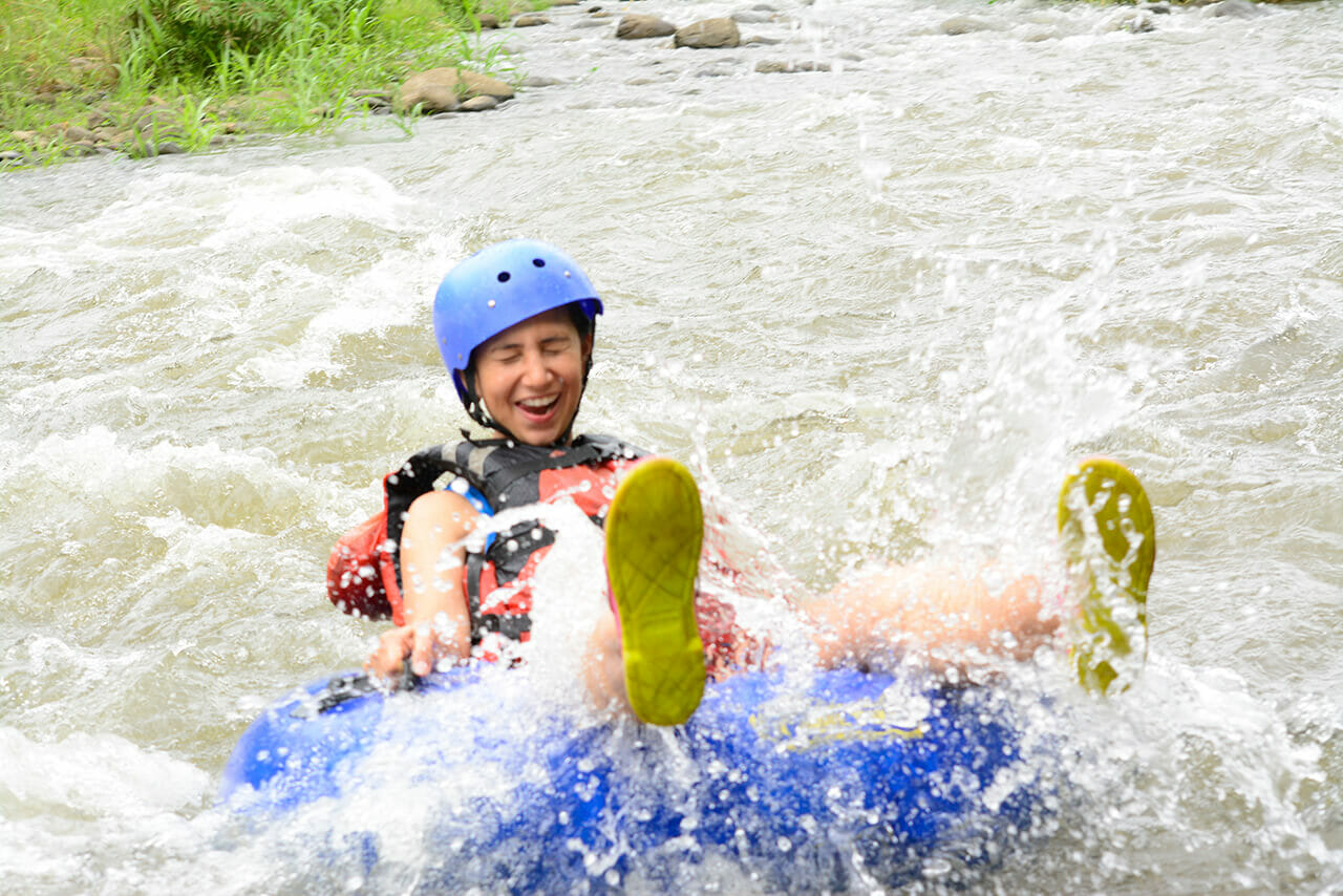 White Water Tubing Costa Rica