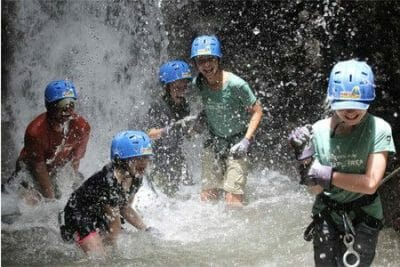 A full Rafting and Canyoning combo sure to kick start your vacation