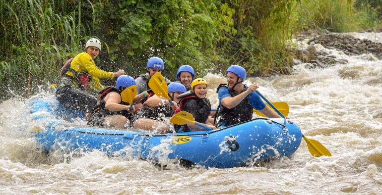 Looking for action, contact with nature and especially great adventure for whole family?